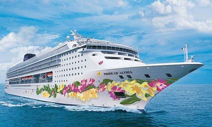 pride of aloha cruise ship