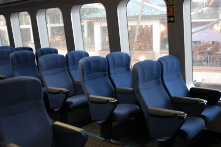 superferry seating