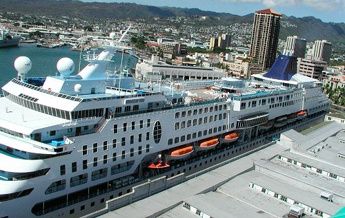 Norwegian Wind Cruise Ship